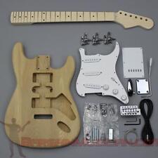 Bargain Musician - GK-001 - DIY Unfinished Project Luthier Guitar Kit