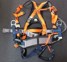 "NEW NOS DBI-Sala 1103043 Sml Safety Harness TB TC VD 2D SM HV 2 18""EX PD BLT"