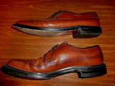 Stafford BROWN SHOES MEN'S SIZE 12 B