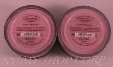 Bare-ESCENTUALS BAREMINERALS ROSE RADIANCE 0.85g  All-Over Face Color > LOT of 2