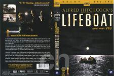 Lifeboat (1944) - Alfred Hitchcock, Tallulah Bankhead, William Bendix  DVD NEW