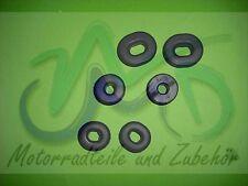 Yamaha xt600 xt 600 34l 50t 55w pages couvercle en caoutchouc set Damper side cover