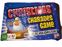 Outset Media Christmas Charades Game - Party Game and Family Fun - Ages 8 and Up