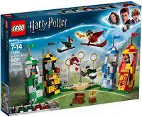 BNIB LEGO 75956 HARRY POTTER Quidditch Match set - LIMITED STOCK!