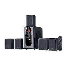 BEFREE BFS455 5.1 CHANNEL SURROUND SOUND BLUETOOTH HOME THEATER SPEAKER SYSTEM
