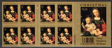 US Christmas – 20 Stamps 41c Booklet 2007 - Bernardino Luini MNH