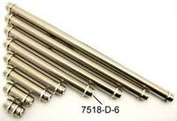 "UHF Female 6"" Bulkhead SO-239 Coaxial Connector (Double Female Coax Connectors)"