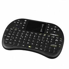 XTRONS Mini 2.4GHz Wireless Keyboard Mouse for PC XBox 360 PS4 Android TV Box