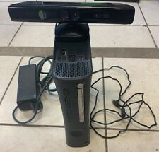 Xbox 360 console with60GB HDD, Kinect & Adapter-Pre Owned