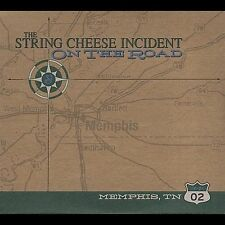 On the Road: 06-26-02 Memphis, TN by The String Cheese Incident (CD)