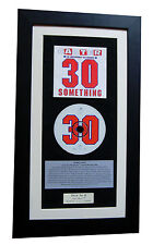 CARTER UNSTOPPABLE SEX 30 Something CLASSIC CD QUALITY FRAMED+FAST GLOBAL SHIP