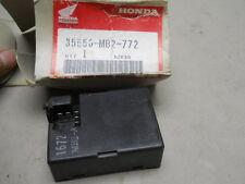 Honda NOS CB700, VF1000, VF700, VF750, 1984-86, Sensor, # 35550-MB2-772   ff