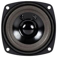 "NEW 3"" Woofer Speaker.Full Range Driver.4 ohm.Three inch.Pin Cushion.Mini Audio"