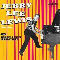 Jerry Lee Lewis - Jerry Lee Lewis / Jerry Lee's Greatest! [New Vinyl LP] Holland