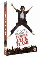 Jumpin'Jack Flash 1986 Whoopi Goldberg Jim Belushi Fox GB DVD L Neuf