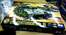 Tamiya # 56604 Export Version 1/25 Rc British Tank Centurion Mk. III  w/ control