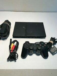 Sony PlayStation 2 PS2 Slim Console System + Controller