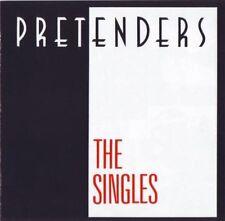 PRETENDERS THE SINGLES CD (BEST OF / GREATEST HITS)