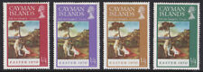 Mint Hinged British Colonies & Territories 4 Number Stamps