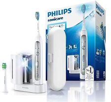 Philips Sonicare Flexcare Platinum 8 Series Sonic Toothbrush & 3 pack of heads