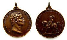 Medaglia Riunioni Medico - Chirurgiche Internazionali Torino 1951 -Luigi Rolando