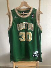 NBA Adidas Jersey - Boston Wallace # 30 - St Patrick's Day - Youth L