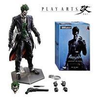 "Batman Arkham Origins The Joker No.4 Play Arts Kai 10"" Action Figure DC 12"