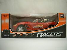 WEIDEY R/C RACERS CONVULSE RACING RADIO CONTROL CAR WITH WORKING HEADLIGHTS