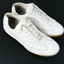 Rockport Womens 8M Kinetic Air Leather White Walking Shoes Sneakers Athletic