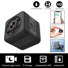 Wifi Mini Kamera HD 1080P IP Kamera Versteckte DVR WLAN Webcam Überwachungkamera