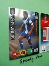 Champions League 09 10 Super Strikes Porto Alves Champion Panini Adrenalyn