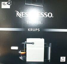 Original Nespresso Krups Inissia XN1001 white (weiss)  Kapselmaschine  NEU & OVP