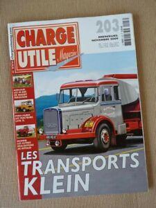 Charge Useful No 203, Latil TL,Massey-Ferguson,Hotchkiss Achc ,Jacquemond,