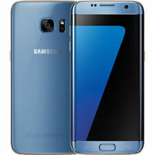 Samsung Galaxy S7 Edge G935a 32gb Argent Fissuré LCD Smartphone