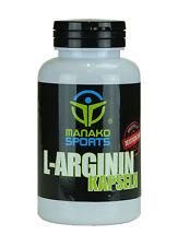manako sports L - Arginin L-Arginin Kapseln, 120 Stück