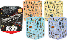 Star Wars Party Supplies Favours JUMBO STICKER BOOK 350 Stickers 8 Sheets
