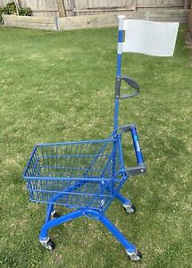 ORIGINAL MASTERS KIDS SHOPPING TROLLEY