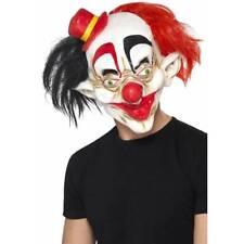 Adulto Miedo Máscara de Payaso Halloween Terror Accesorio para Disfraz