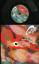 THE CURE 45 TOURS UK CLOSE TO ME REMIX