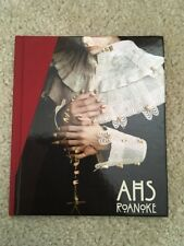 American Horror Story Roanoke press kit book with dvd RARE