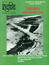 Game by S&T Magazine - Tarawa: Red Beach One Unpunched