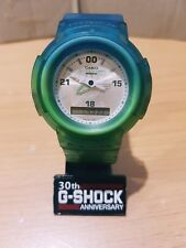 Vintage G-Shock AW500NS Air Ice Sea Blue-Green Ocean Bi-Color Jelly Japan Limitd