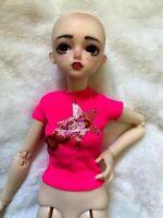 Vintage Ken Barbie and the Rockers T Shirt fits MSD BJD Doll READ DESCRIPTION