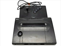 Used Neo Geo AES Console SNK Working No AC adapter