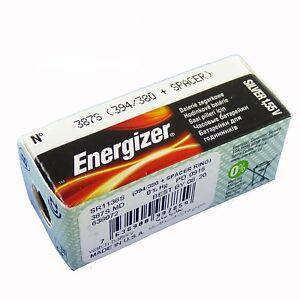 10 pezzi batteria energizer 387s MD pila bulova accutron orologi riduzione