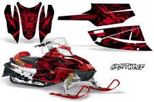 Arctic Cat Firecat Sabercat Graphics Kit Snowmobile Decals Sled Wrap NIGHTWOLF R