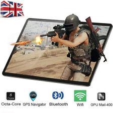 10.1'' Android 8.1 Tablet PC 64GB+4GB Octa Core Dual SIM Camera Wifi GPS Black