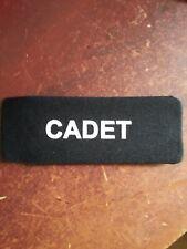 st john ambulance cadet rank slide