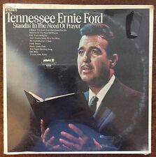 Tennessee Ernie Ford on Pickwick SPC3222 – Standin' in the Need of Prayer