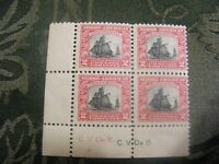 Scotts 620 Block Of 4 MNH